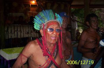 Cacique Biboi, o guerreiro Munduruku