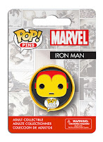 Iron Man Pin