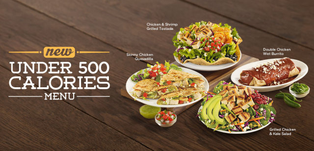 El pollo loco offers four new under 500 calories menu items for 2015 el pollo loco introduces four new under 500 calories menu items to kick off 2015 they are the grilled chicken kale salad chicken shrimp grilled forumfinder Image collections