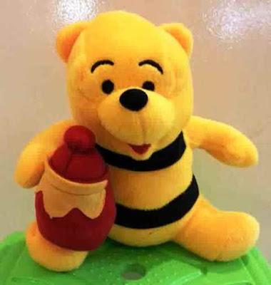 Gambar Lucu Boneka Winnie the Pooh