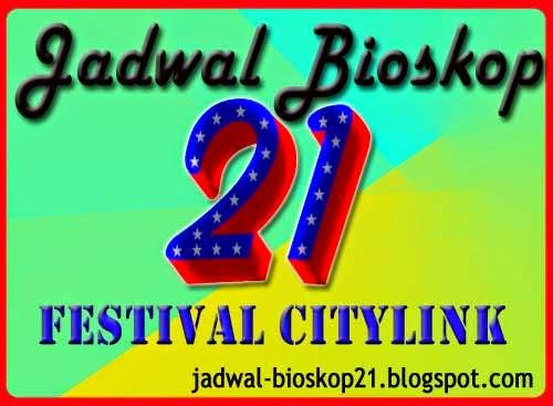 jadwal bioskop festival citylink Bandung