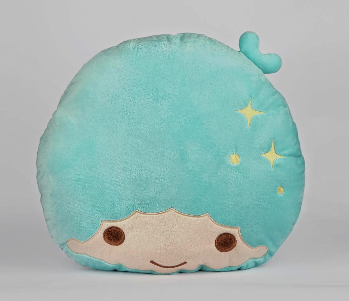 Sanrio character cushions Little Twin Stars: kiki