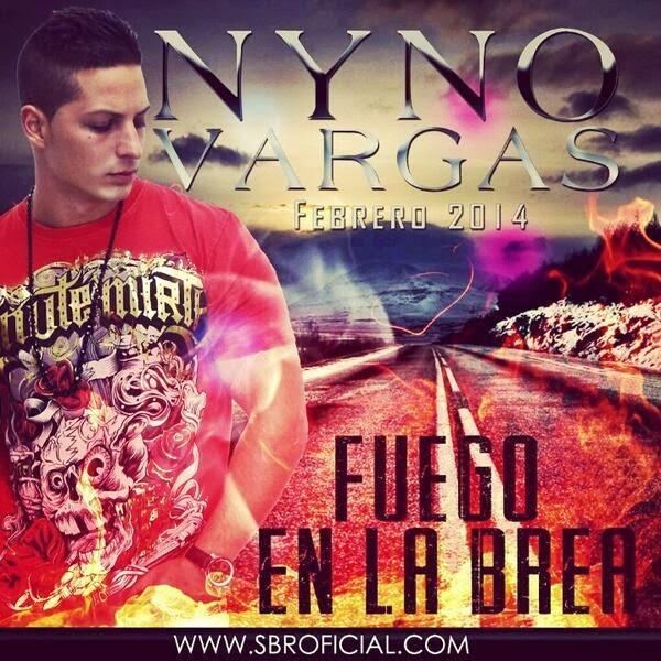 Nyno - Fuego En La Brea