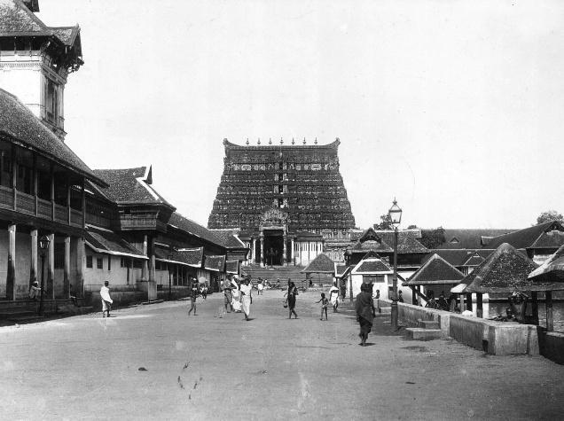 Pics For > Sree Padmanabhaswamy Temple Vault B