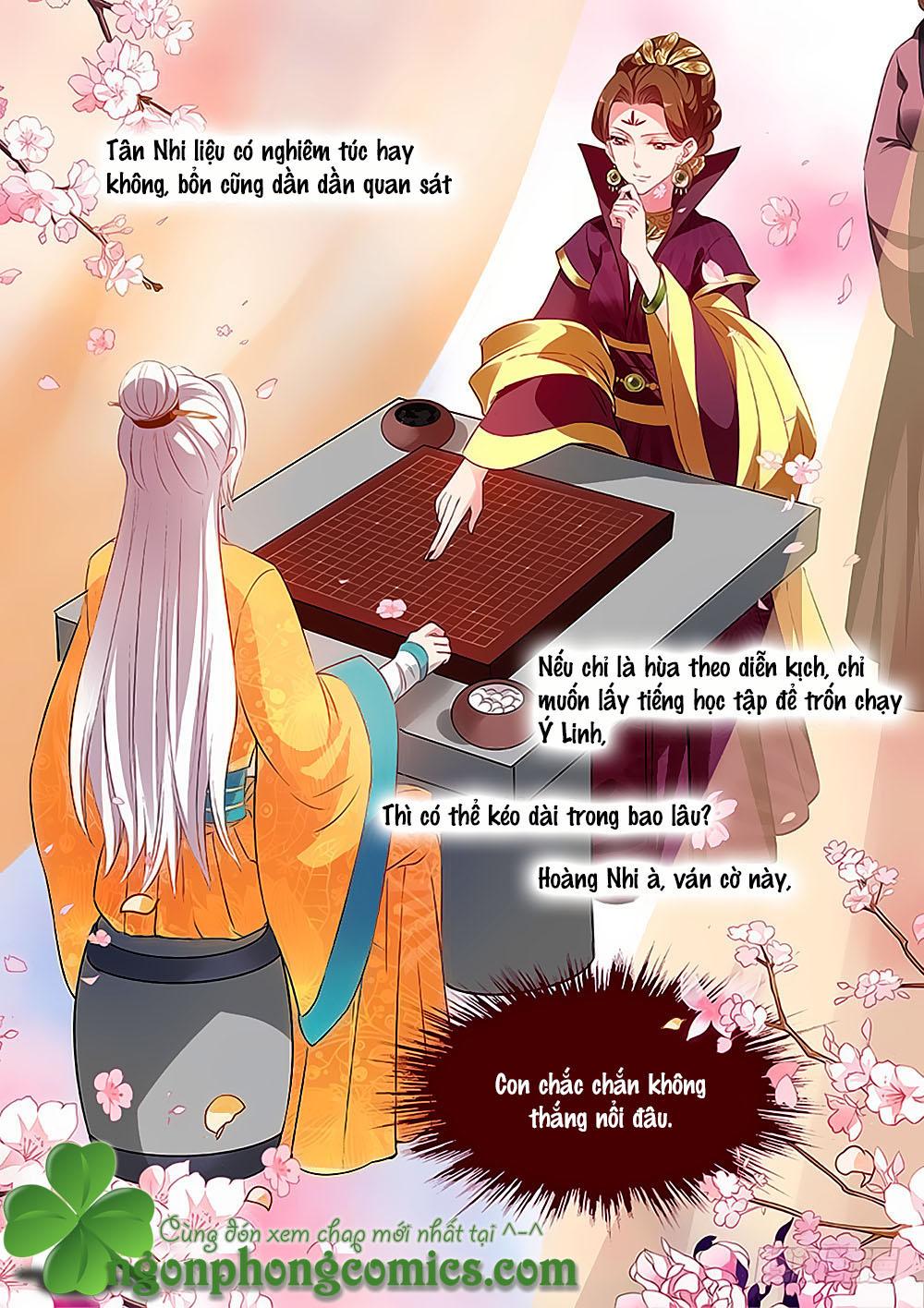 Hệ Thống Chế Tạo Nữ Thần chap 100 - Trang 9
