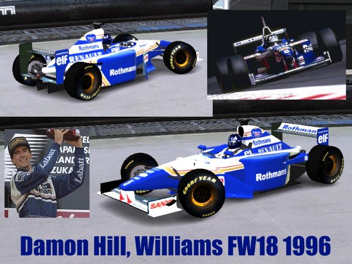 Formula 1 damon and graham hill for Damon racing