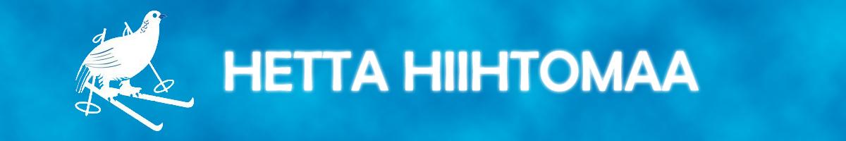 HETTA HIIHTOMAA