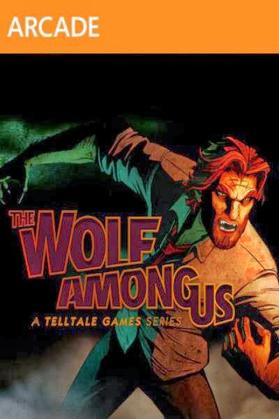 The Wolf Among Us Ep. 2 PC Cover