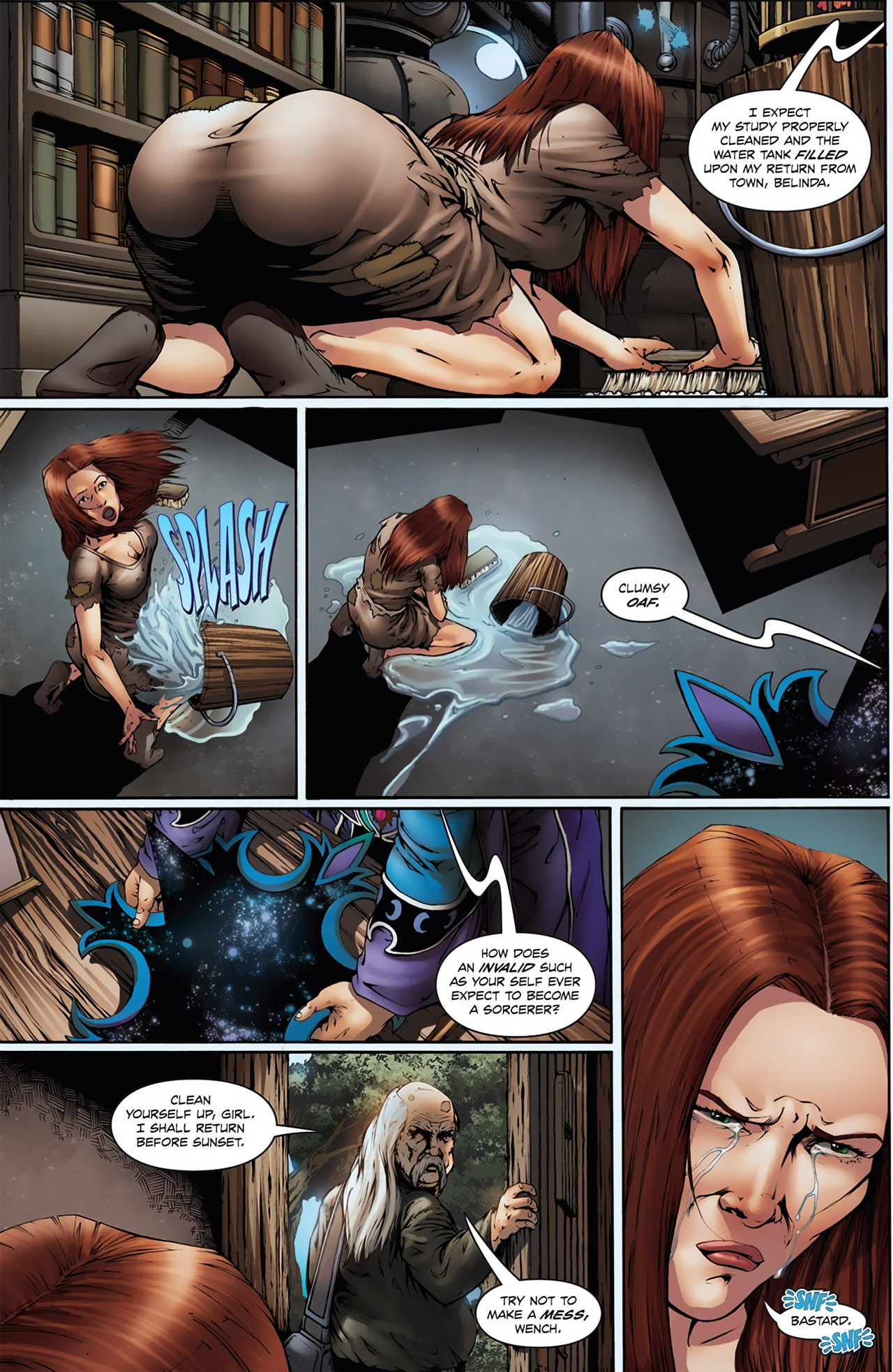Grimm Fairy Tales (2005) Issue #21 #24 - English 6