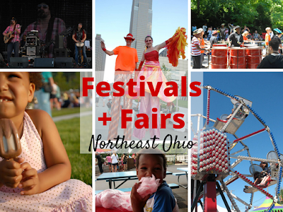 Festivals and Fairs in Northeast Ohio and the Cleveland Area