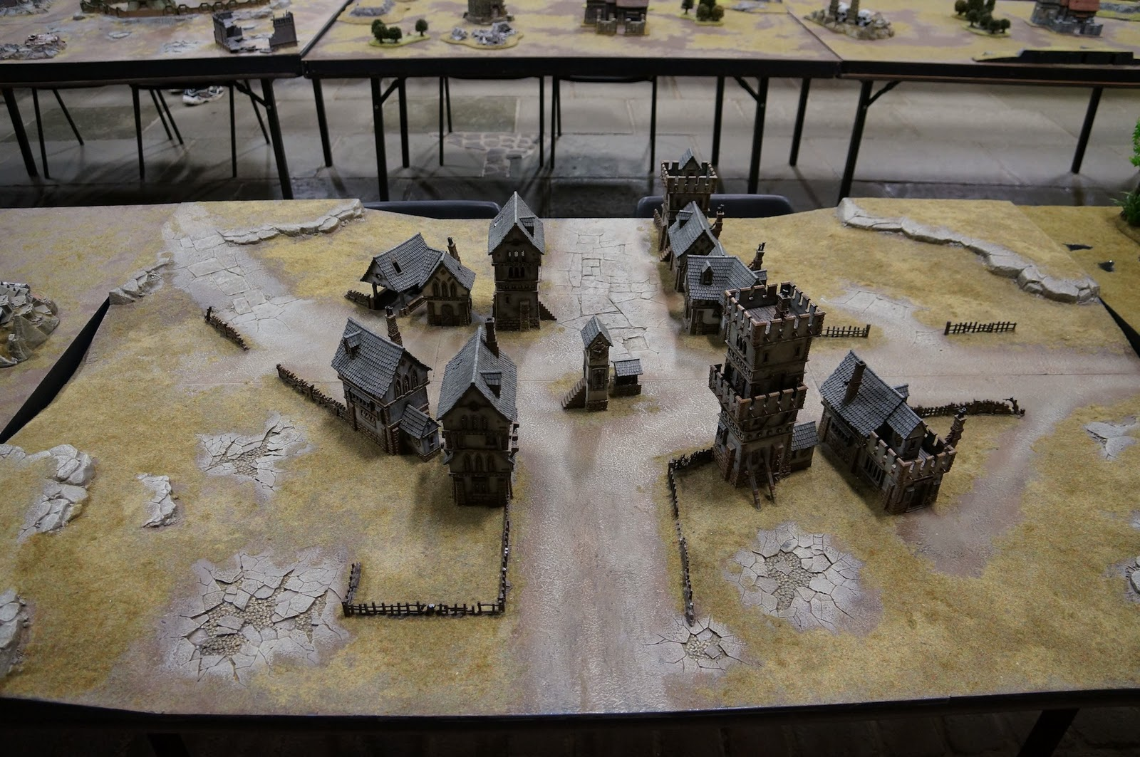 40k hobby blog warhammer world tables