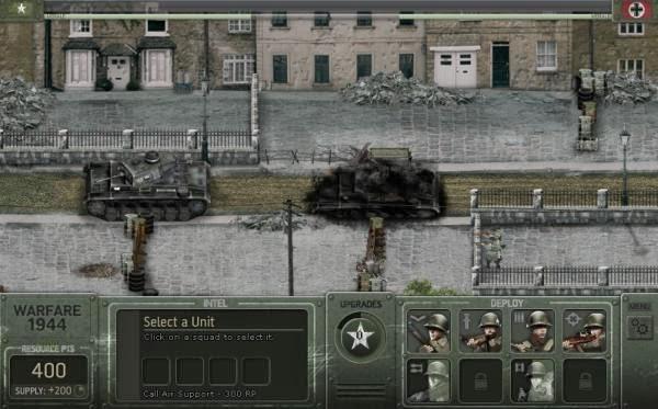 لعبة الحرب العالمية الثانية Warfare 1944 اون لاين - العاب حروب 2014