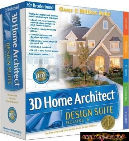 System Requirements: 3D Home Architect Design Suite Deluxe V8.0  (Broderbund) System Requirements