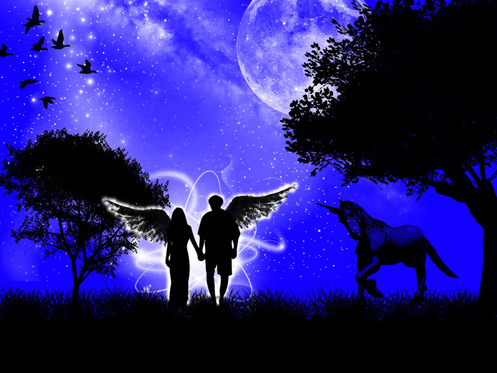Love Wallpaper Backgrounds computer : Free 3D Wallpapers Download: Love wings wallpaper, free pc ...
