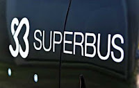 LUXURIOUS SUPER BUS CONCEPT
