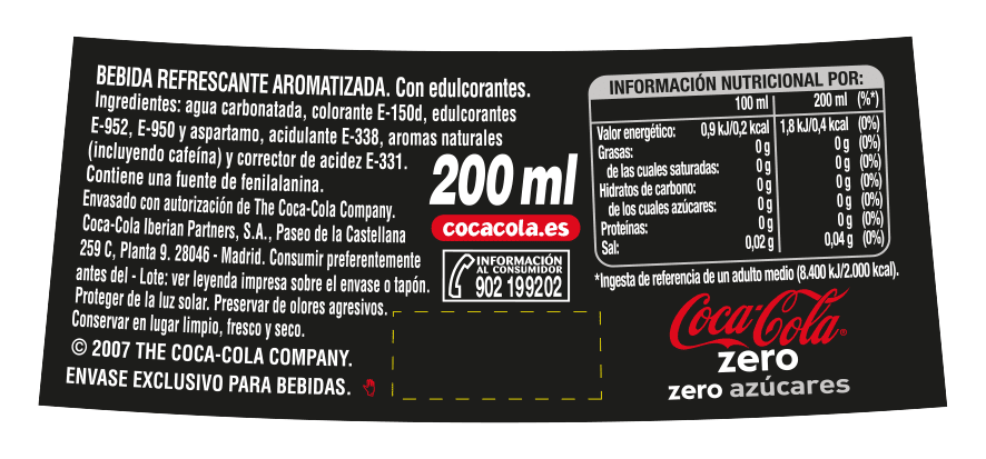 smicky le secret du poids gourmand  coca