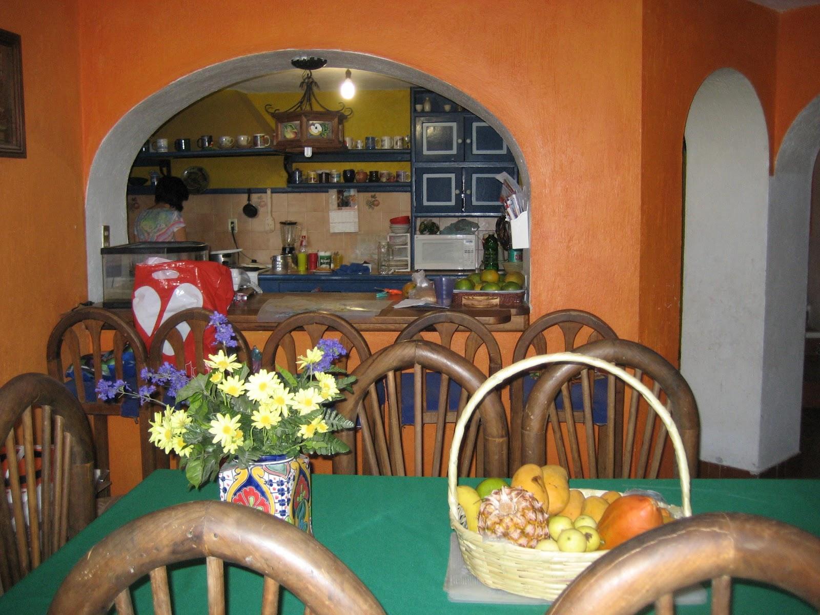 2 m xico 4 the titans june 2012 for Comedor y cocina
