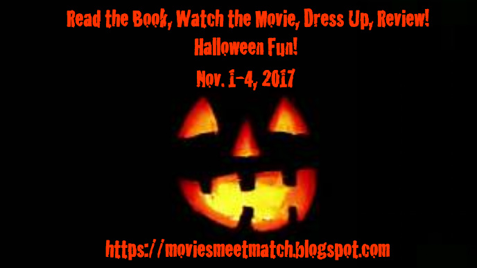 Halloween Blog Party 2017!