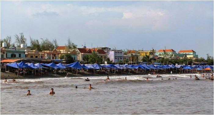 Cho thuê xe đi biển Quất Lâm Nam Định