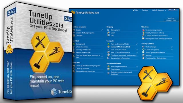 TuneUp Utilities 2014 Crack Keygen Final Full Version Download