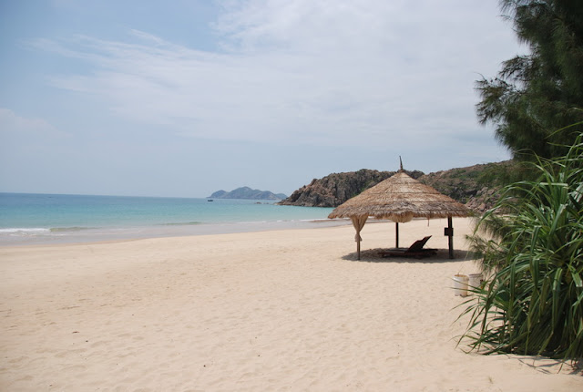 Plage de Bai Tram, Phu Yen - Photo Logan Bui