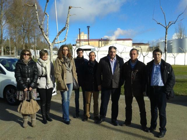 PSOE-cargos politicos provinciales