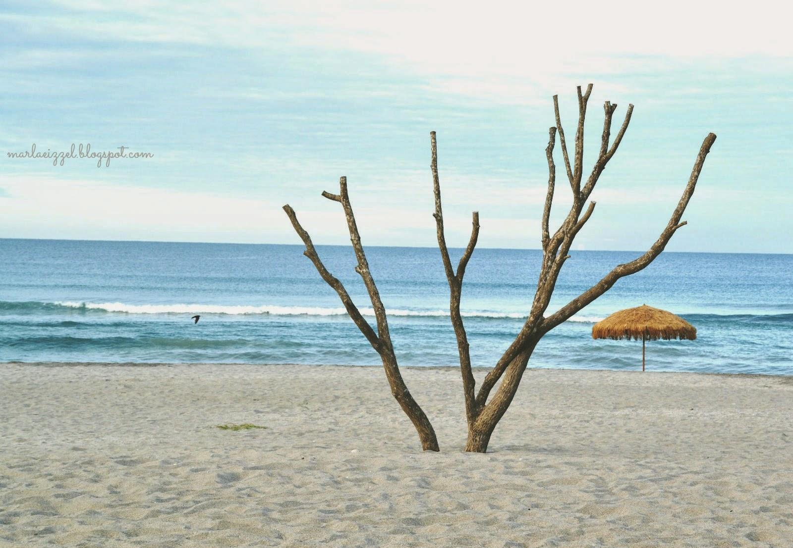 Marla Eizzel Zambales Crystal Beach Resort