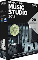 MAGIX Samplitude Music Studio 2013 + Keygen