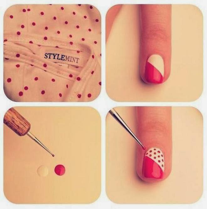 Nails Art Tutorials :