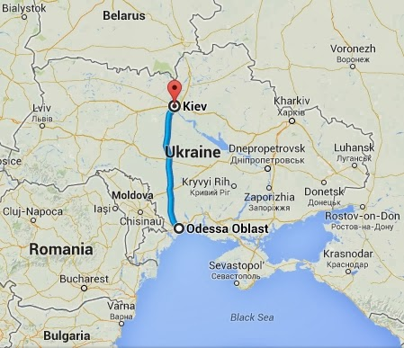 how to get from ukraine to moldova by train