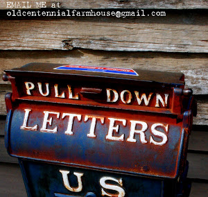 EMAIL:  oldcentennnialfarmhouse@gmail.com