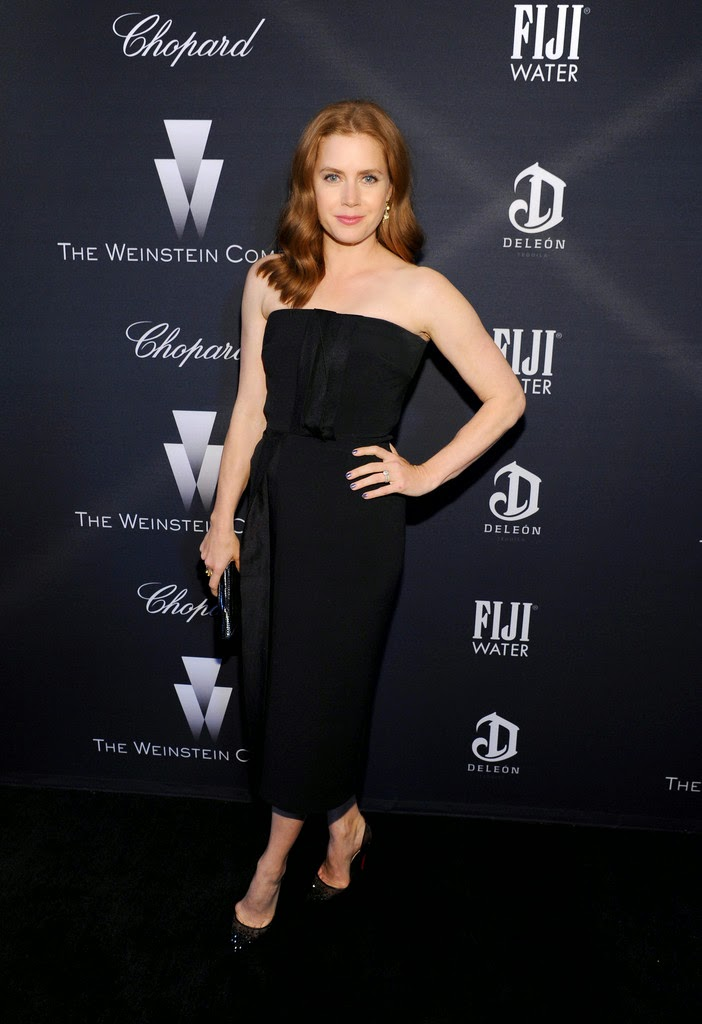 Actress: Amy Adams - The Weinstein Company's Academy Awards Nominees Dinner in LA