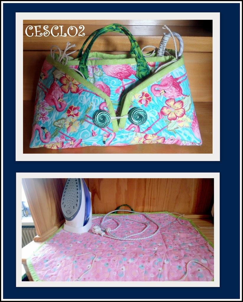 arte com quiane paps e moldes de artesanato bolsa porta ferro de tecido. Black Bedroom Furniture Sets. Home Design Ideas