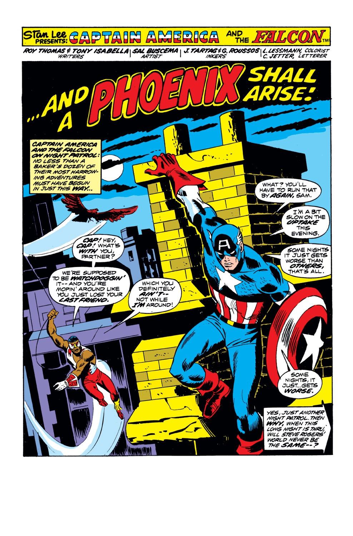 Captain America (1968) Issue #168 #82 - English 2