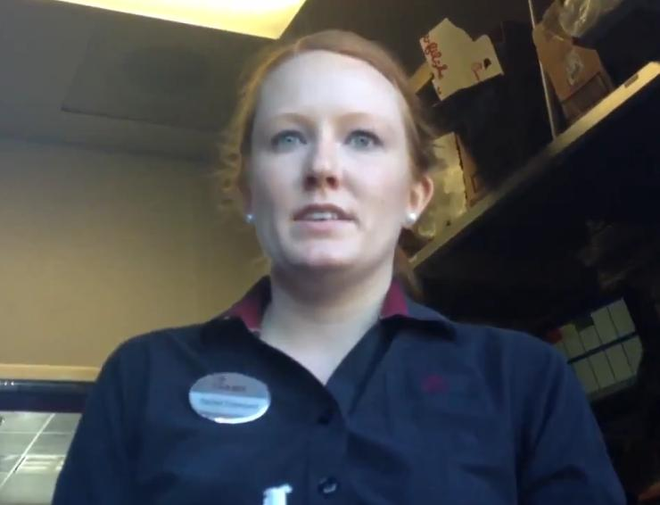 Chik-Fil-A Worker Offered Free Vacation After