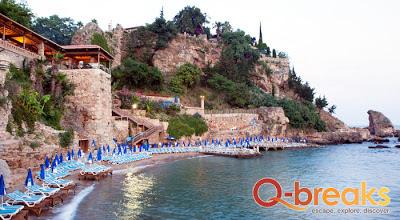حجز فندق دوغان انطاليا تركيا خمس نجوم ارخص الاسعار