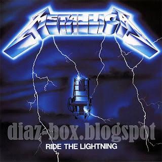Metallica-Ride the Lightning (1984)