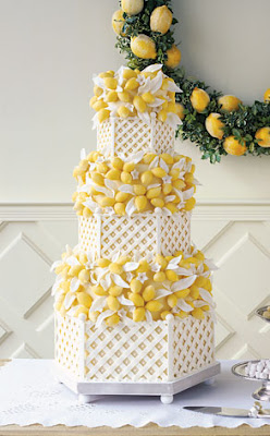art wedding cake