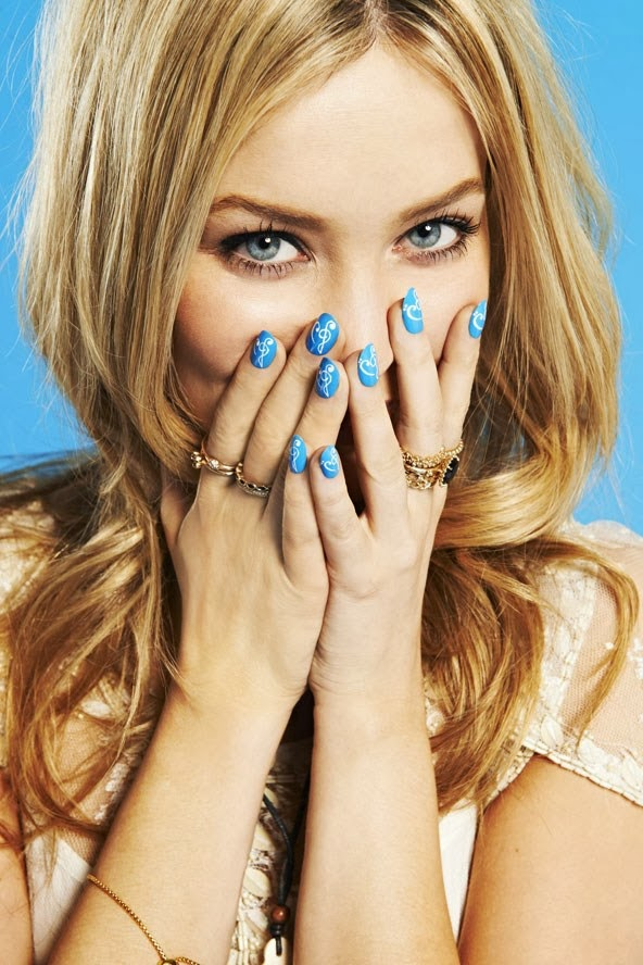 Deco ongles 2014, mode et tendance décoration vernis ongles