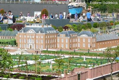 Madurodam Taman Miniatur Terkenal di Belanda