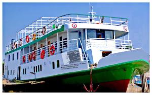 sundarban boat for 48 person