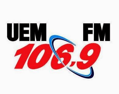 Rádio UEM FM (Universitária FM) de Maringá PR ao vivo