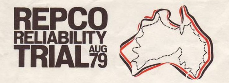 REPCO RELIABILITY TRIAL 1979
