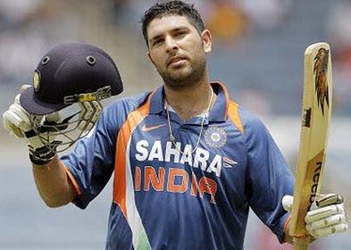 Biography Of Yuvraj Singh Cricketer Chuichali: Yuvraj Sing...
