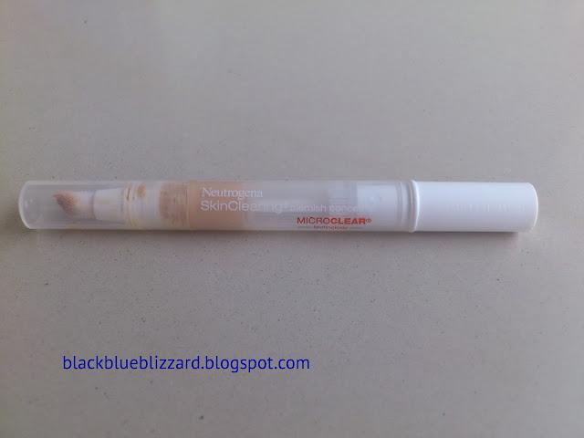 neutrogena,skinclearing blemish concealer