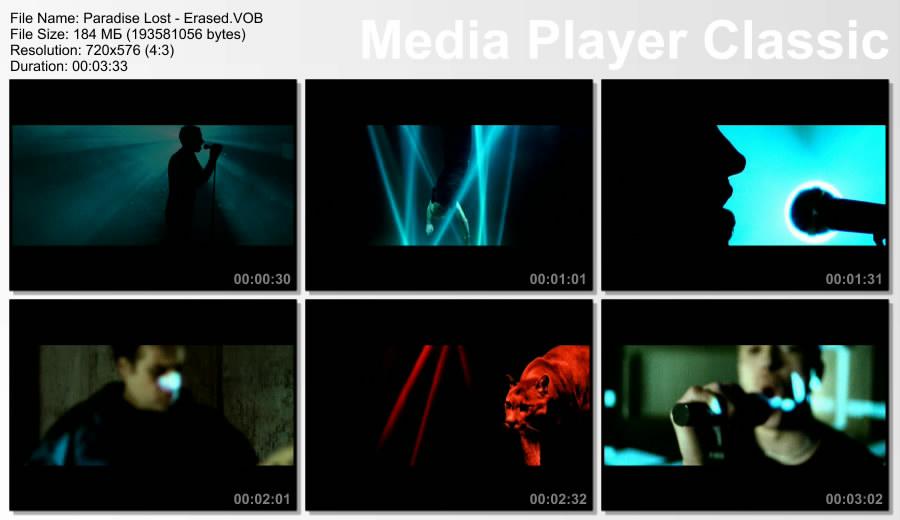 Vob Metal Videos Paradise Lost Erased Feat Joanna Stevens