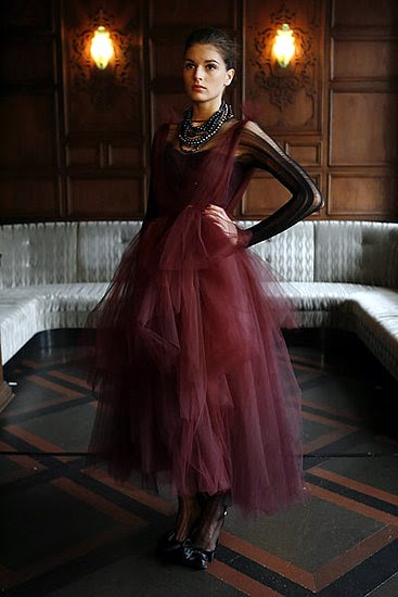 Monique Lhuillier Wedding Gown The sexiest Bloodsuckers monster has once
