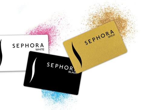 Le mystère de la Carte Sephora Gold...