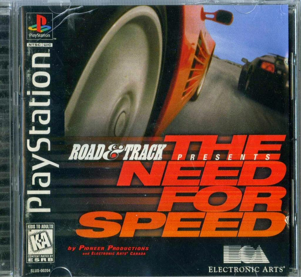 Road and Track Presents Need for Speed
