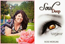 Meet Author Rose Morgan